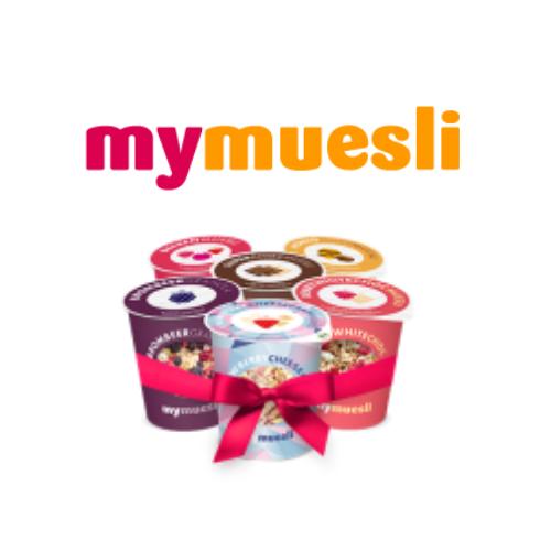COFFRET ÉCHANTILLON* 6 MYMUESLI2GO (AU LIEU DE 12,90€)