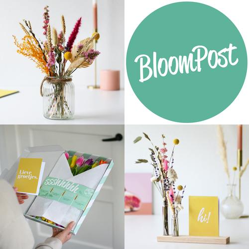€5 korting op bloemen of planten