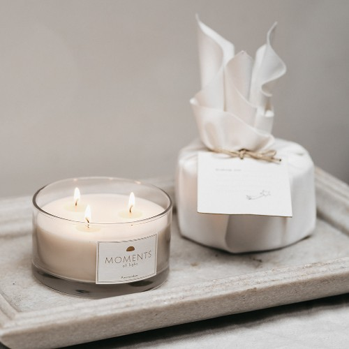 10% korting op Moments of Light