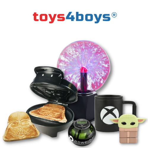 15% discount on gadgets from Toys4Boys