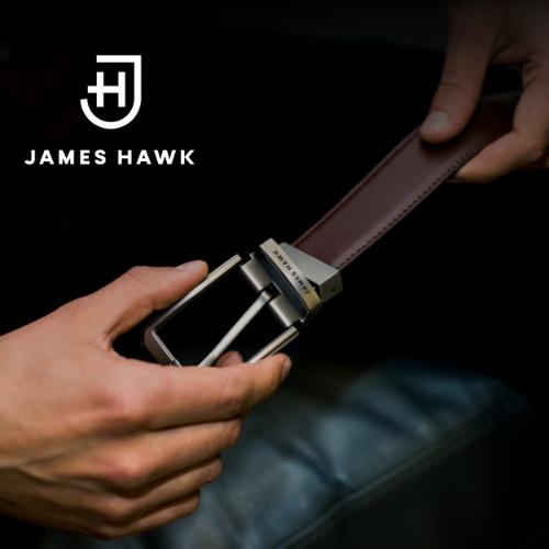 15% off James Hawk accessories