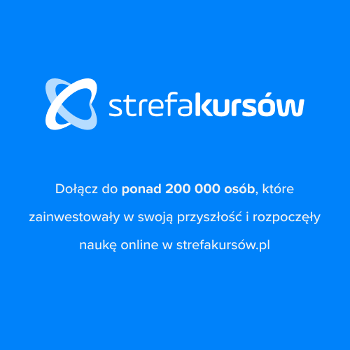 35 PLN discount on trainings and workshops