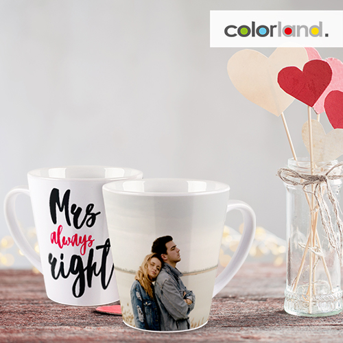 Personalized Photo Mug with a discount