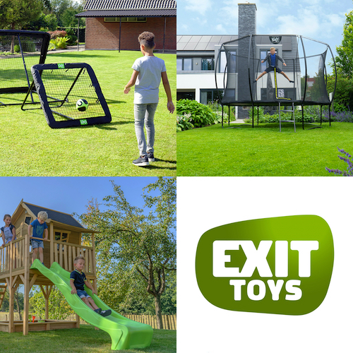 EXIT Toys: 15% korting