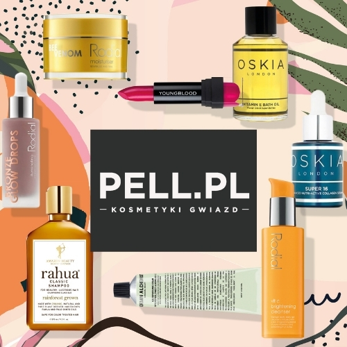 -10% on cosmetics from around the world at  PELL.PL