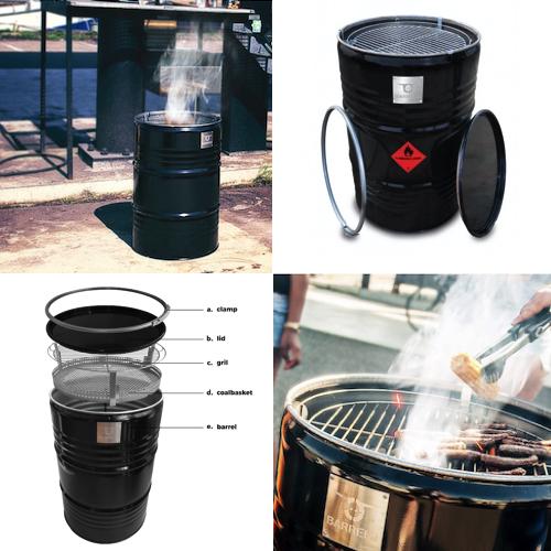 25% kortingsvoucher op alle BarrelQ BBQ's en accessoires