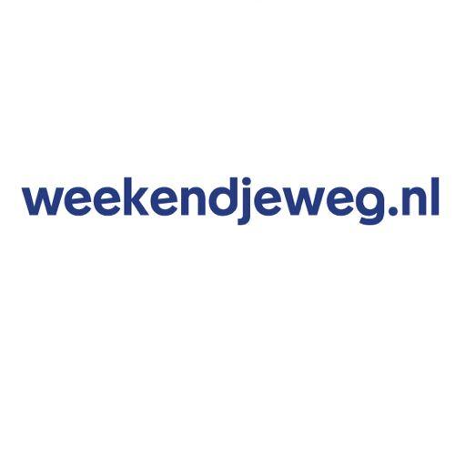 Weekendjeweg.nl Kortingsvoucher € 15,00