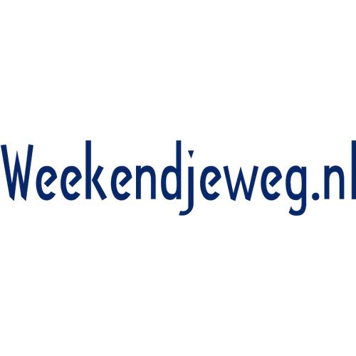 Weekendjeweg.nl Discount voucher € 15,00