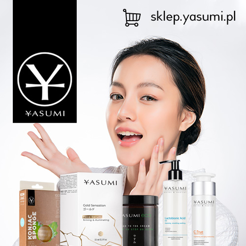 YASUMI: cosmetics and equipment for home SPA -25%