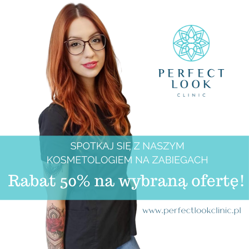 Perfect Look Clinic: -50% off for all offer*