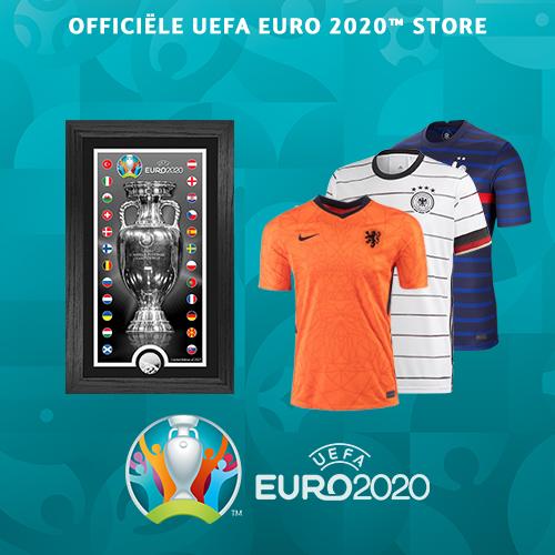 EURO 2020: 15% korting op alle producten