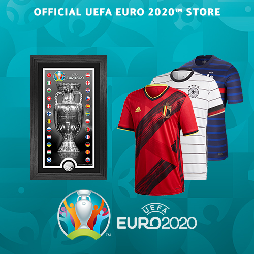 EURO 2020: 15% off on all products
