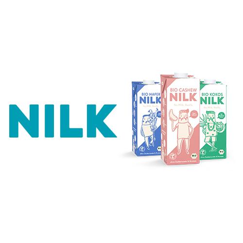 Coffret découverte 3 variétés de Nilk offert*