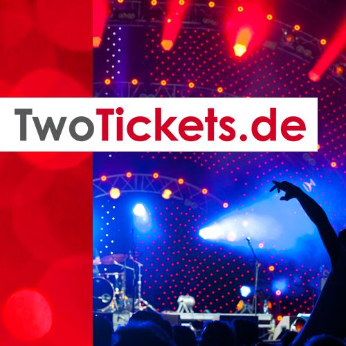 20 € Rabatt bei TwoTickets.de!