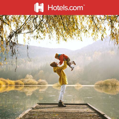 8% Rabatt bei Hotels.com