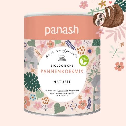 Gratis Pannenkoekmix Naturel t.w.v. € 3,99