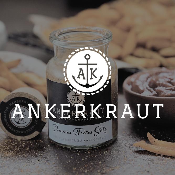 5 € Rabatt ab 10 € bei Ankerkraut - 50 % sparen! ❤️